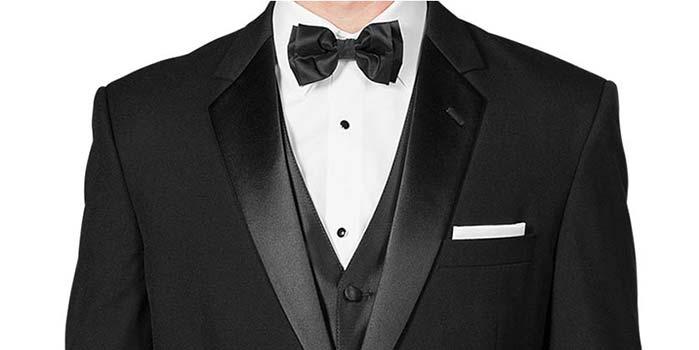 newest f6545 0416b La moda ed il vestire - Lo smoking da uomo